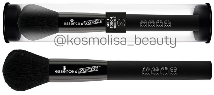 Еssence Face Brush 01 High Score