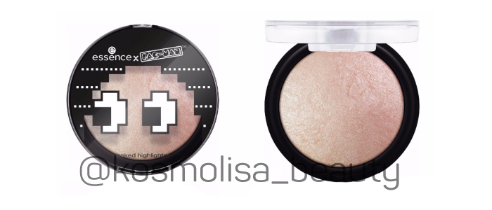 Еssence Baked Highlighter 01 Game Over & 02 Ready!