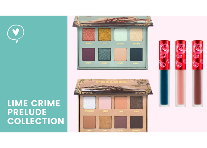 Lime Crime Prelude Collection