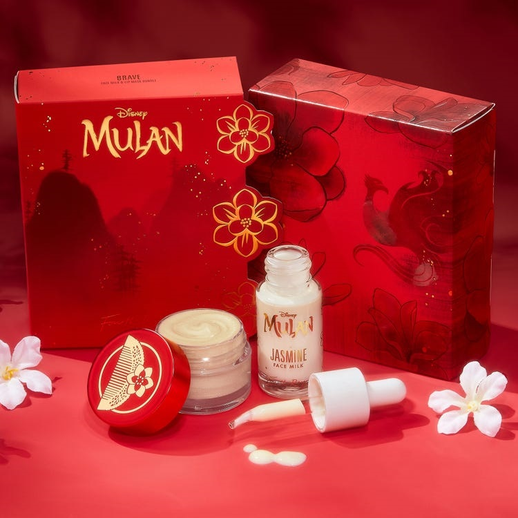 Mulan Face and Lip Bundle