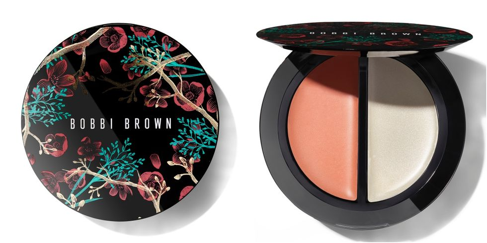 Bobbi Brown Blush & Glow Duo Palet Fresh Melon / Magnolia Glow