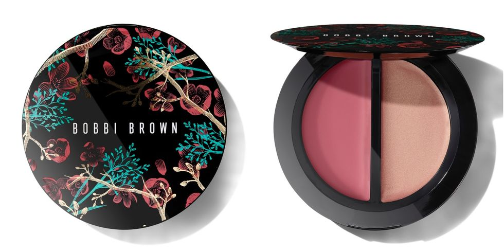 Bobbi Brown Blush & Glow Duo Palet Pink / Petal Glow