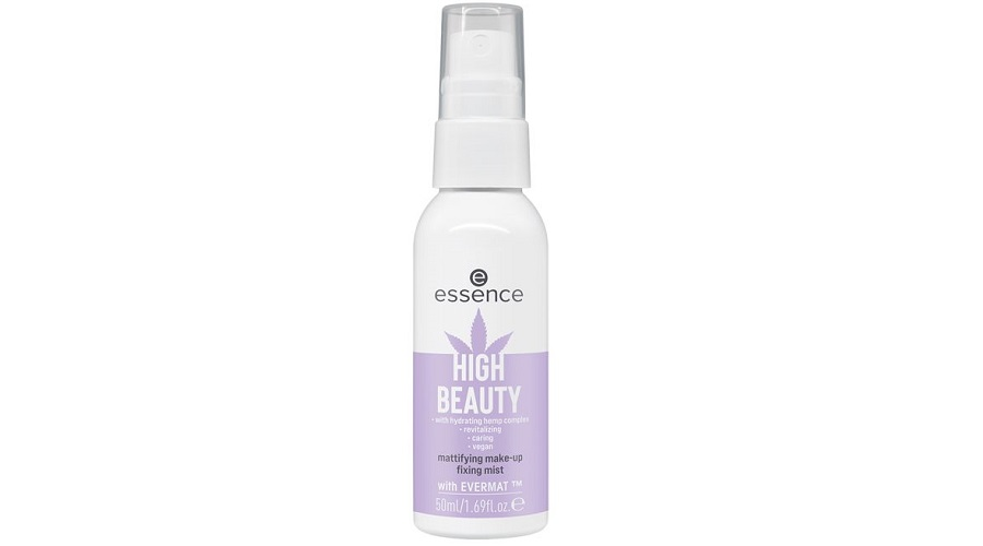 Фиксатор макияжа Essence High Beauty Mattifying make-up fixing mist