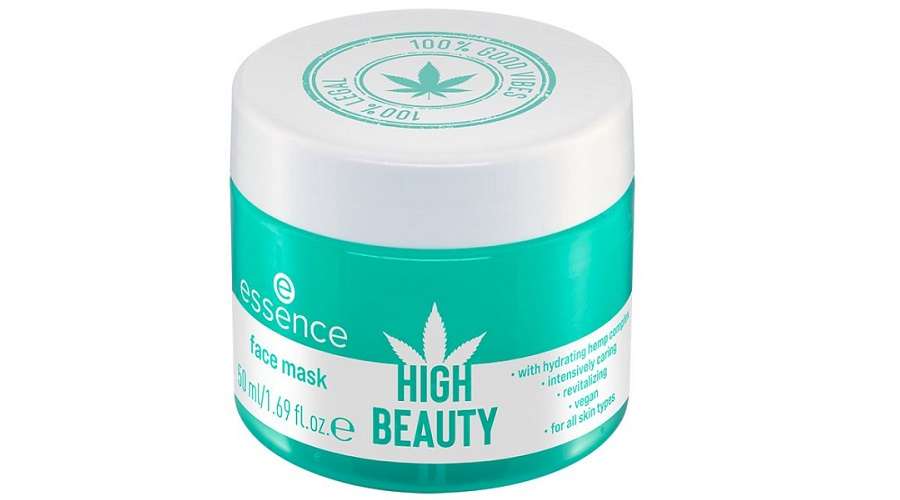 Маска для лица Essence High Beauty face mask