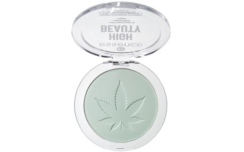 Пудра Essence High Beauty Fixing compact powder