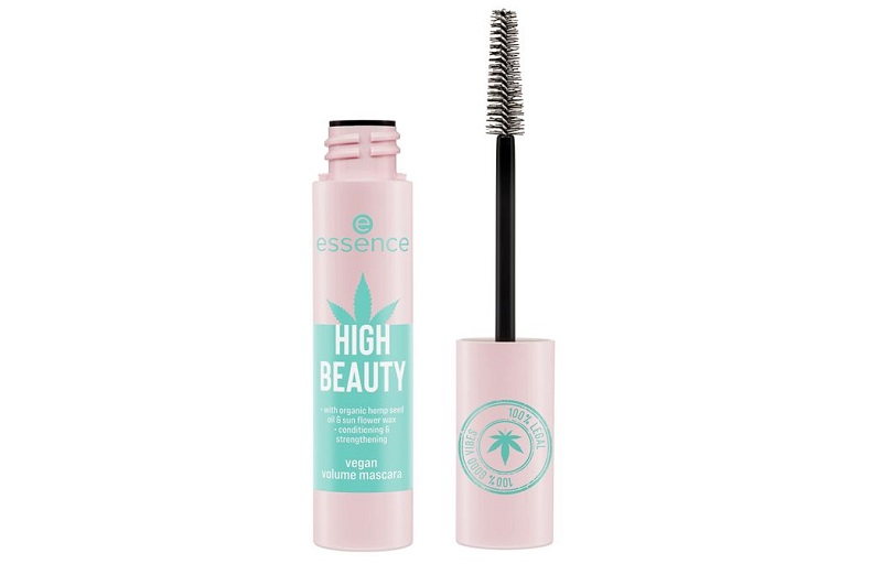 тушь Essence High Beauty vegan volume mascara